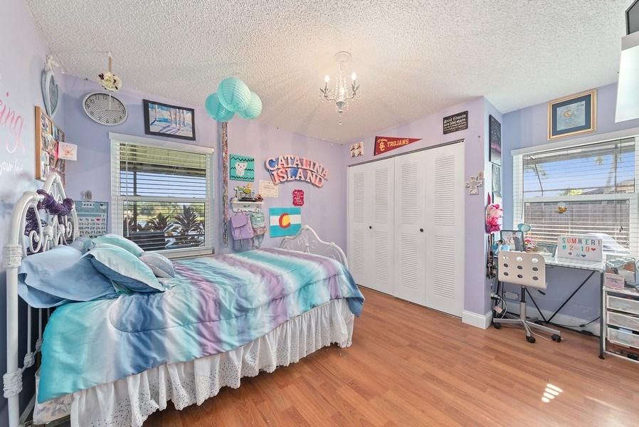 Real Estate Photography - 9535 Ohio Pl, Boca Raton, FL, 33434 - 3rd Bedroom