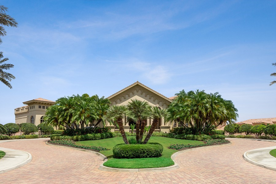 Real Estate Photography - 9311 Vittoria Ct., Fort Myers, FL, 33912 - Clubhouse