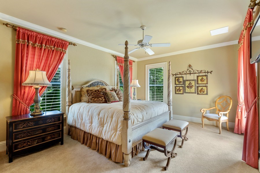 Real Estate Photography - 9311 Vittoria Ct., Fort Myers, FL, 33912 - 2nd Bedroom