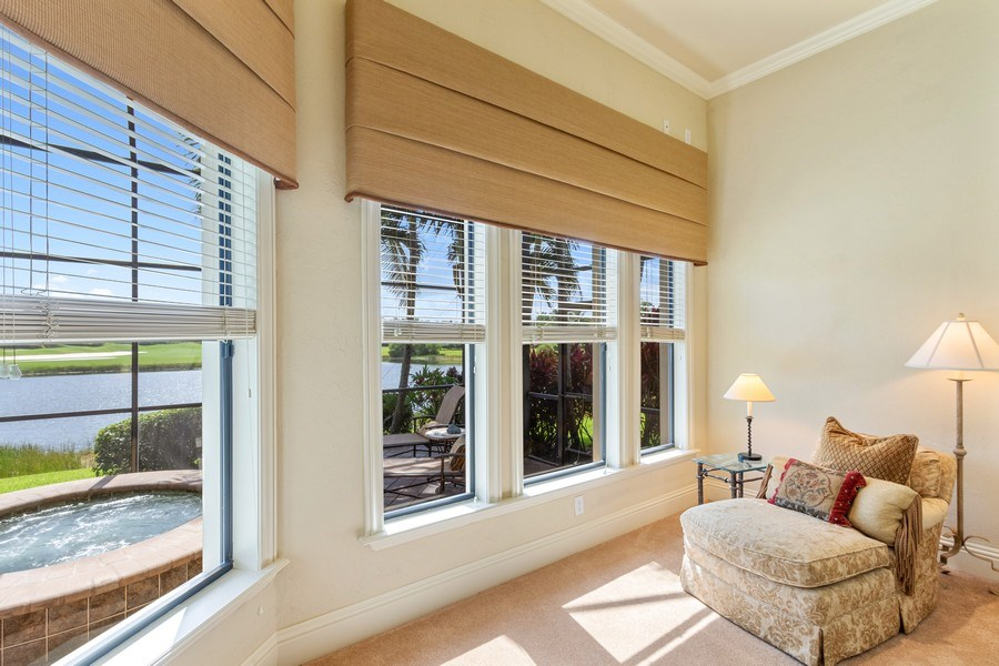 Real Estate Photography - 9311 Vittoria Ct., Fort Myers, FL, 33912 - Master Bedroom