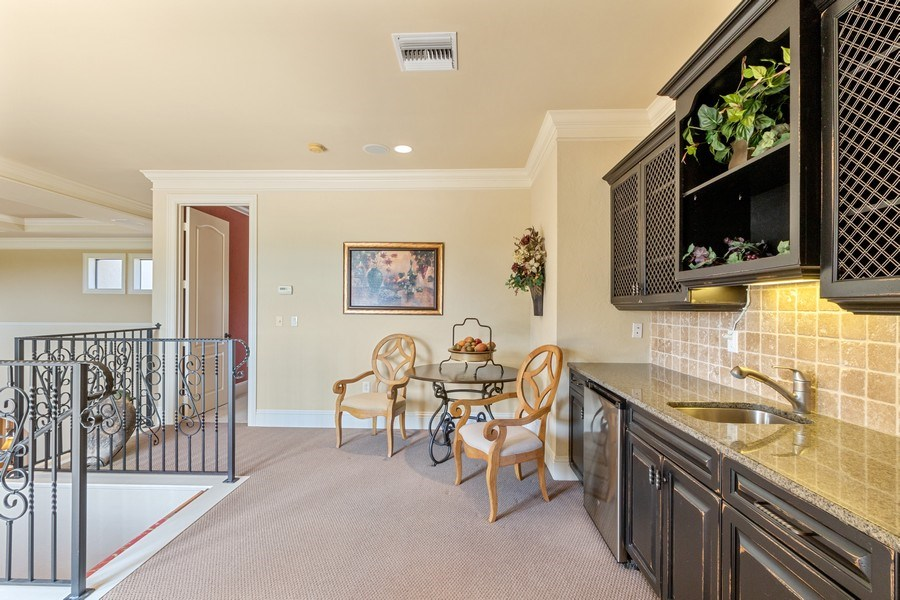 Real Estate Photography - 9311 Vittoria Ct., Fort Myers, FL, 33912 - Loft