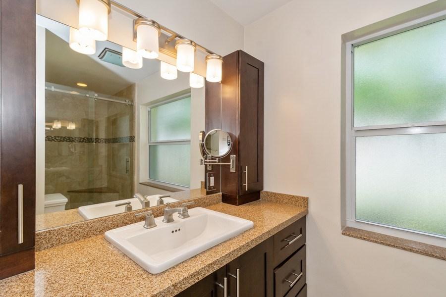 Real Estate Photography - 2150 NE 65th Ct, Fort Lauderdale, FL, 33308 - Master Bathroom