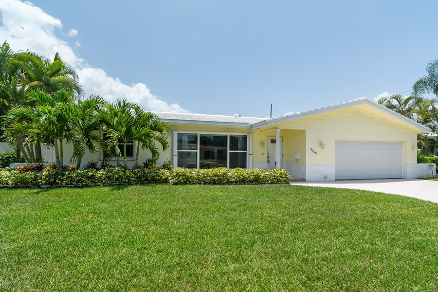 Real Estate Photography - 2150 NE 65th Ct, Fort Lauderdale, FL, 33308 - Front View