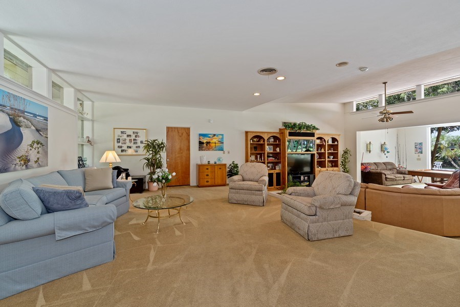 Real Estate Photography - 1301 AZALEA LANE, MAITLAND, FL, 32751 - Living Room