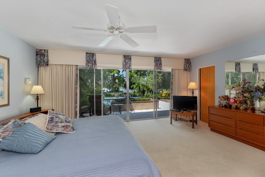 Real Estate Photography - 1301 AZALEA LANE, MAITLAND, FL, 32751 - Master Bedroom