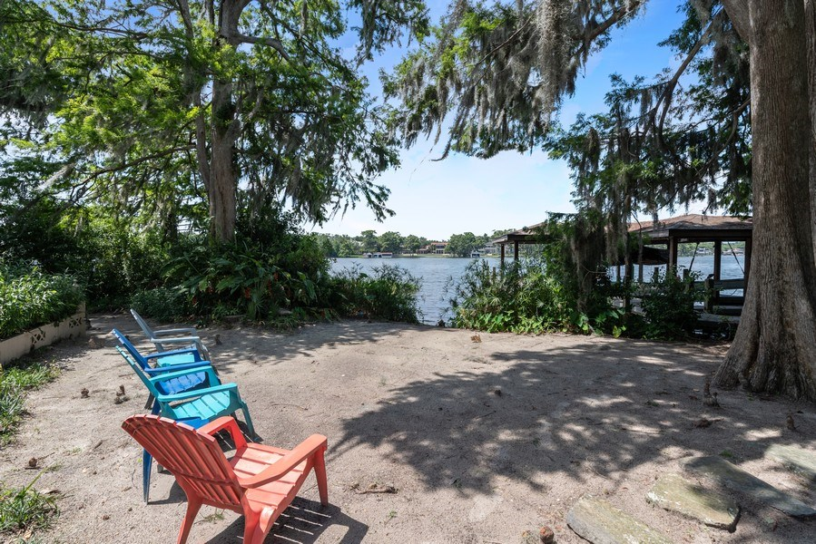 Real Estate Photography - 1301 AZALEA LANE, MAITLAND, FL, 32751 - Back Yard