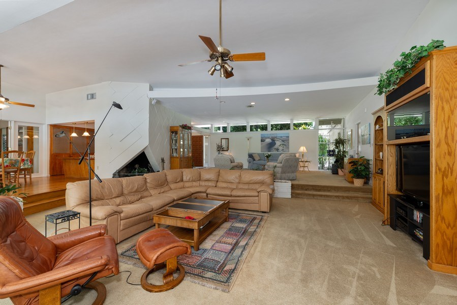 Real Estate Photography - 1301 AZALEA LANE, MAITLAND, FL, 32751 - Family Room