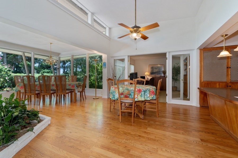 Real Estate Photography - 1301 AZALEA LANE, MAITLAND, FL, 32751 - Breakfast Nook