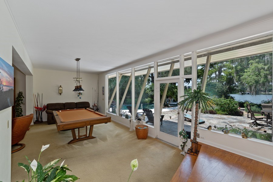 Real Estate Photography - 1301 AZALEA LANE, MAITLAND, FL, 32751 - Sunroom