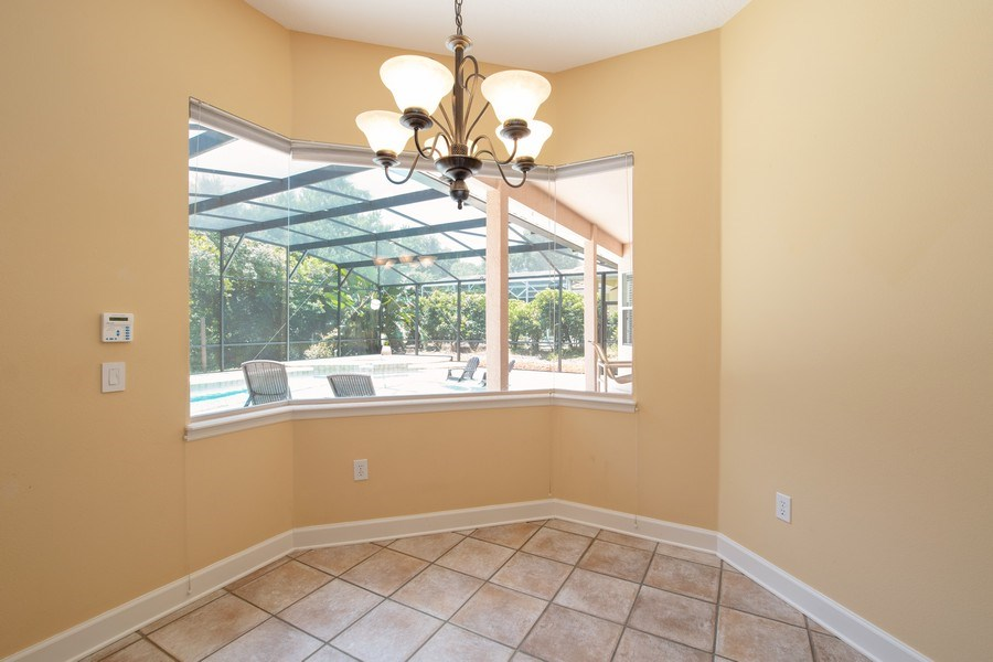 Real Estate Photography - 445 Hightower, DeBary, FL, 32713 - Dining Area