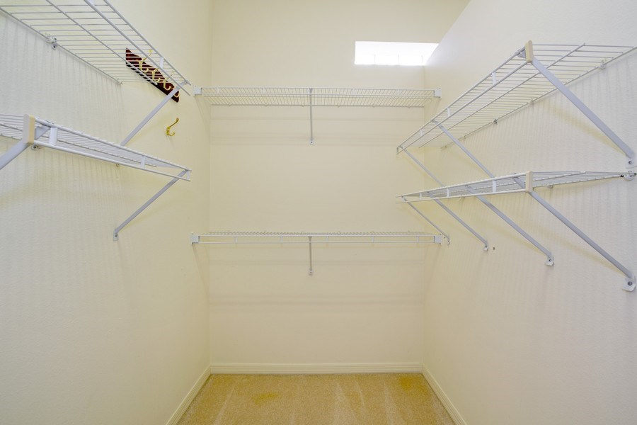 Real Estate Photography - 445 Hightower, DeBary, FL, 32713 - Closet