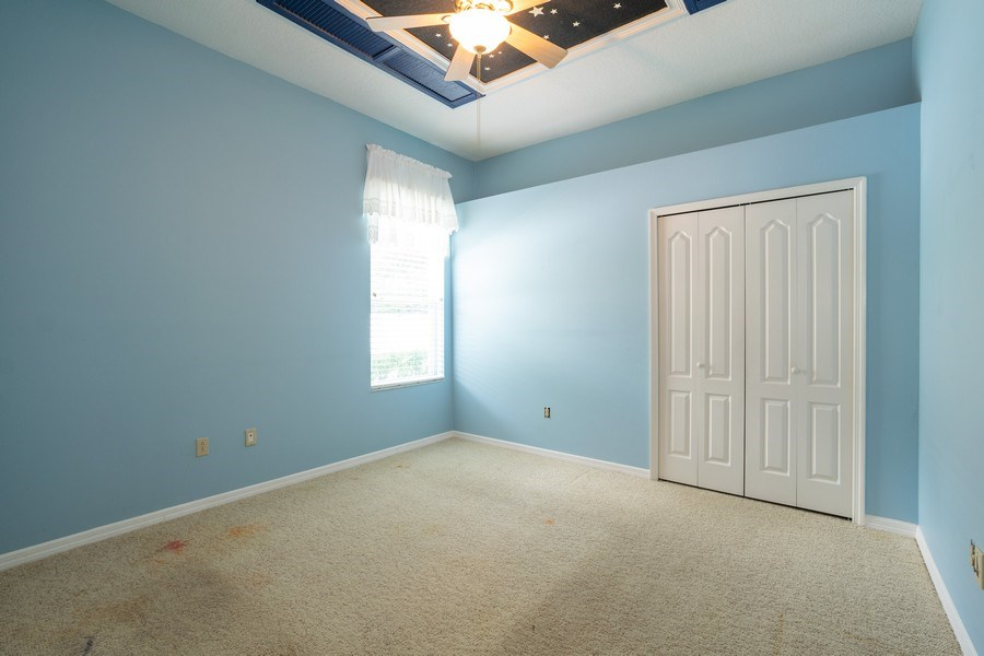 Real Estate Photography - 1187 Falling Pine, Winter Springs, FL, 32708 - 3rd Bedroom