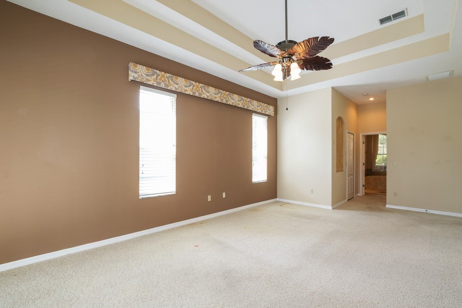 Real Estate Photography - 1187 Falling Pine, Winter Springs, FL, 32708 - Master Bedroom