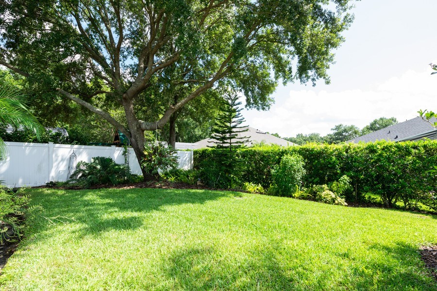 Real Estate Photography - 1187 Falling Pine, Winter Springs, FL, 32708 - Back Yard
