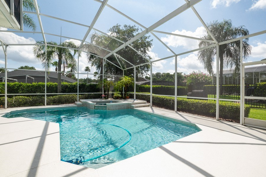 Real Estate Photography - 1187 Falling Pine, Winter Springs, FL, 32708 - Pool
