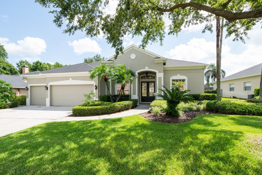 Real Estate Photography - 1187 Falling Pine, Winter Springs, FL, 32708 - Front View