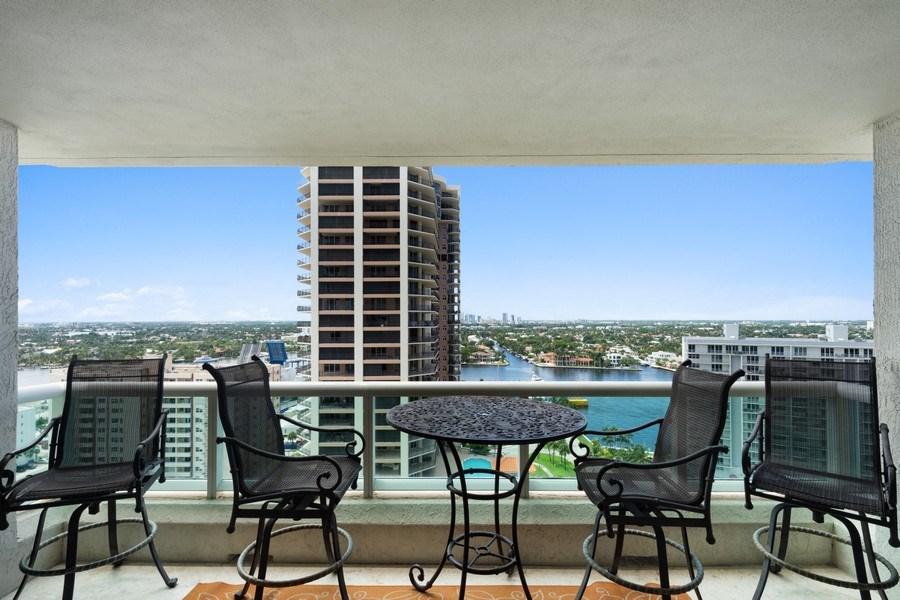 Real Estate Photography - 101 S Fort Lauderdale Beach Blvd, Apt 1803, Fort Lauderdale, FL, 33301 -