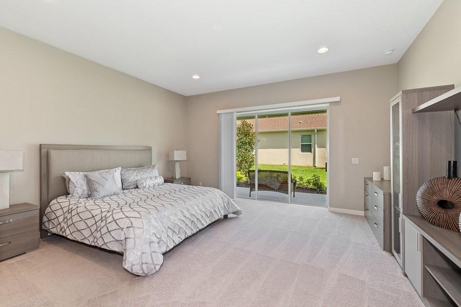 Real Estate Photography - 13647 Killefew Way, Winter Garden, FL, 34787 - Master Bedroom