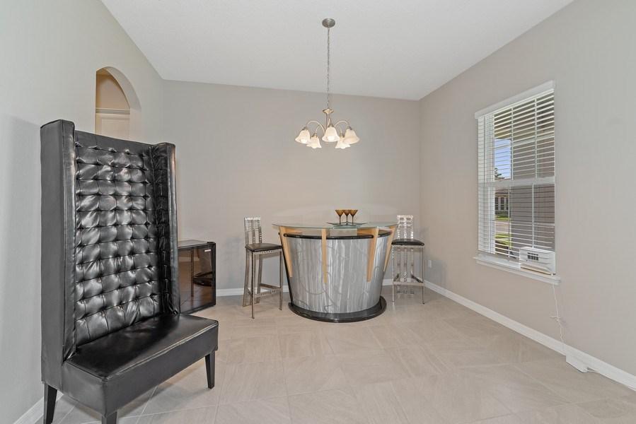 Real Estate Photography - 13647 Killefew Way, Winter Garden, FL, 34787 - Dining Room