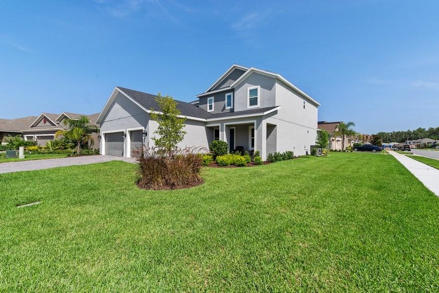 Real Estate Photography - 13647 Killefew Way, Winter Garden, FL, 34787 - Front View