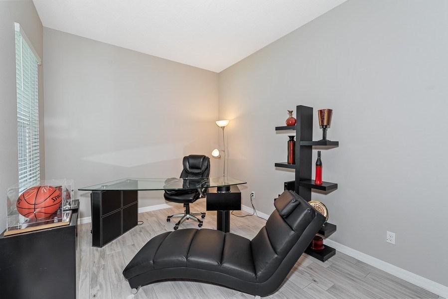 Real Estate Photography - 13647 Killefew Way, Winter Garden, FL, 34787 - Office