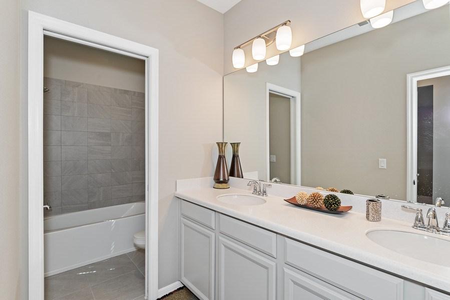 Real Estate Photography - 13647 Killefew Way, Winter Garden, FL, 34787 - Bathroom