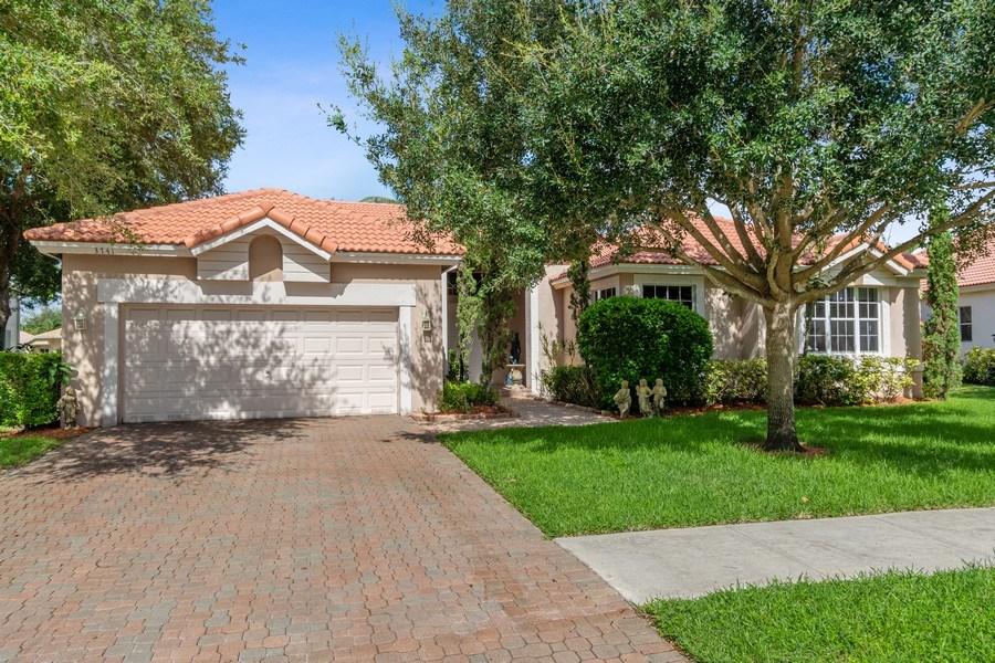 Real Estate Photography - 3741 E Lake Estates Drive, Davie, FL, 33328 - Front View