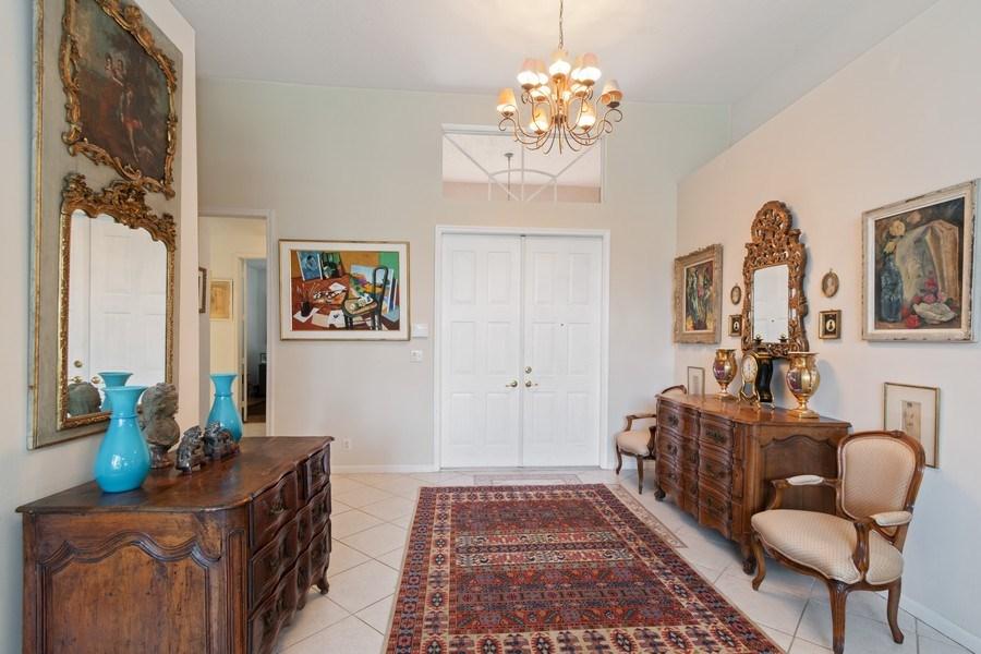 Real Estate Photography - 3741 E Lake Estates Drive, Davie, FL, 33328 - Foyer