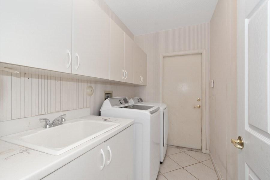 Real Estate Photography - 3741 E Lake Estates Drive, Davie, FL, 33328 - Master Bedroom Closet