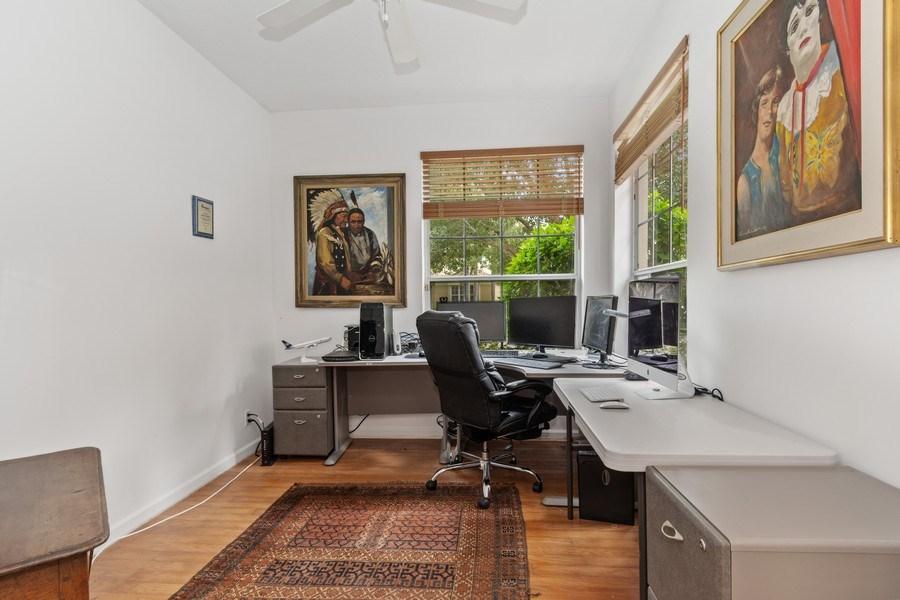 Real Estate Photography - 3741 E Lake Estates Drive, Davie, FL, 33328 - Office