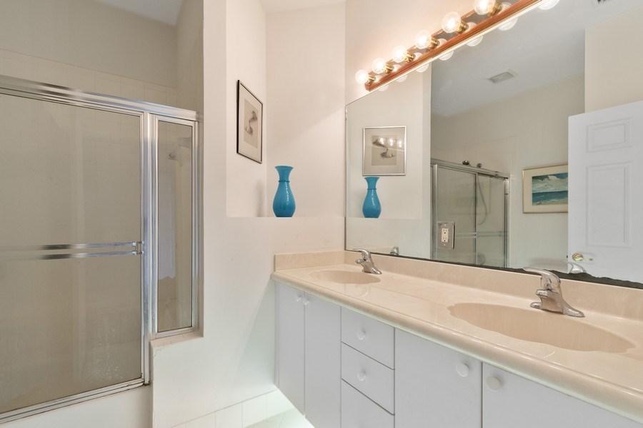 Real Estate Photography - 3741 E Lake Estates Drive, Davie, FL, 33328 - 2nd Bathroom
