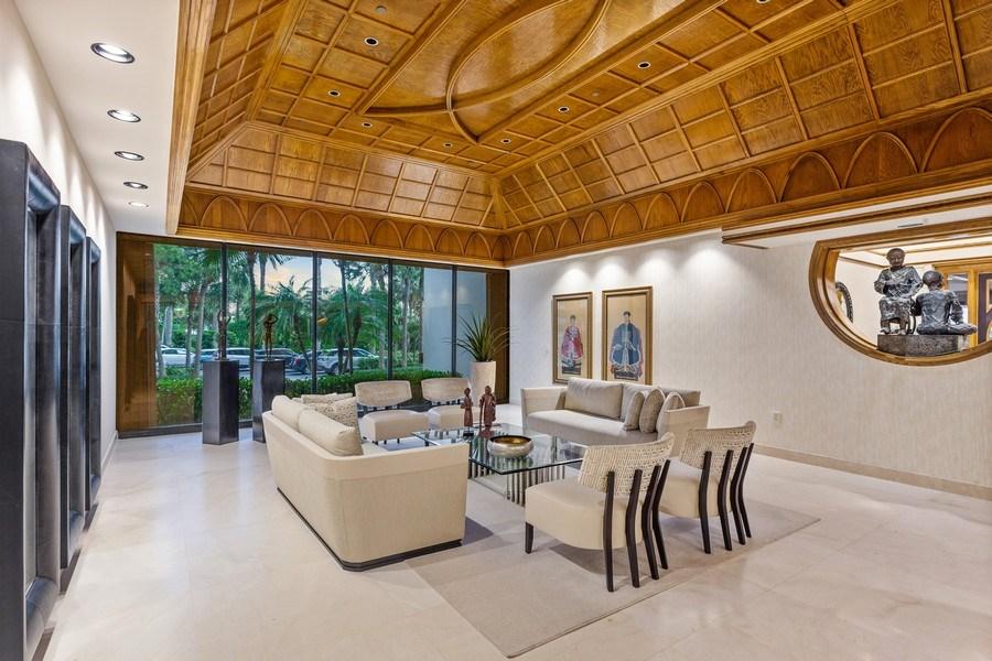 Real Estate Photography - 3 Grove Isle Dr. #C601, Miami, FL, 33133 - #50