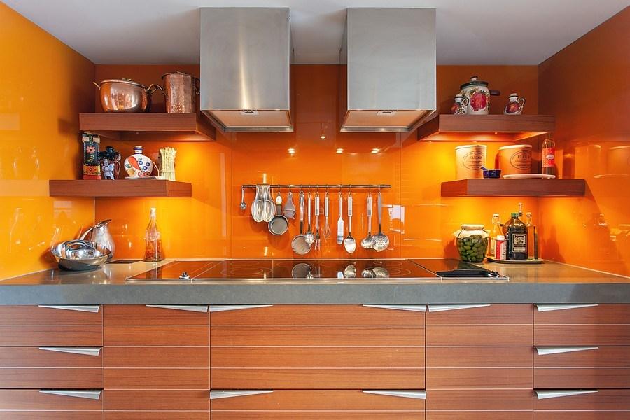 Real Estate Photography - 3 Grove Isle Dr. #C601, Miami, FL, 33133 - #9 Kitchen close up