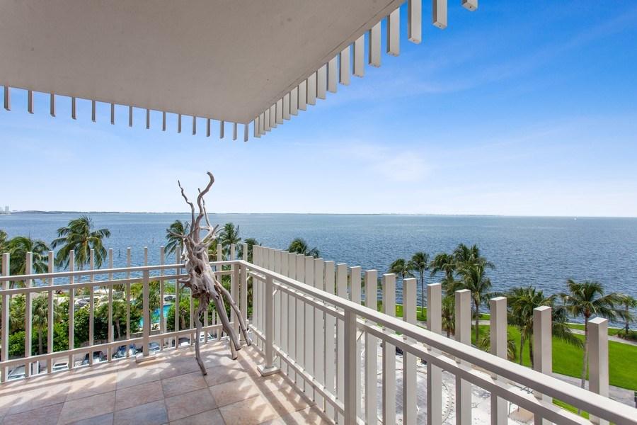 Real Estate Photography - 3 Grove Isle Dr. #C601, Miami, FL, 33133 - #46
