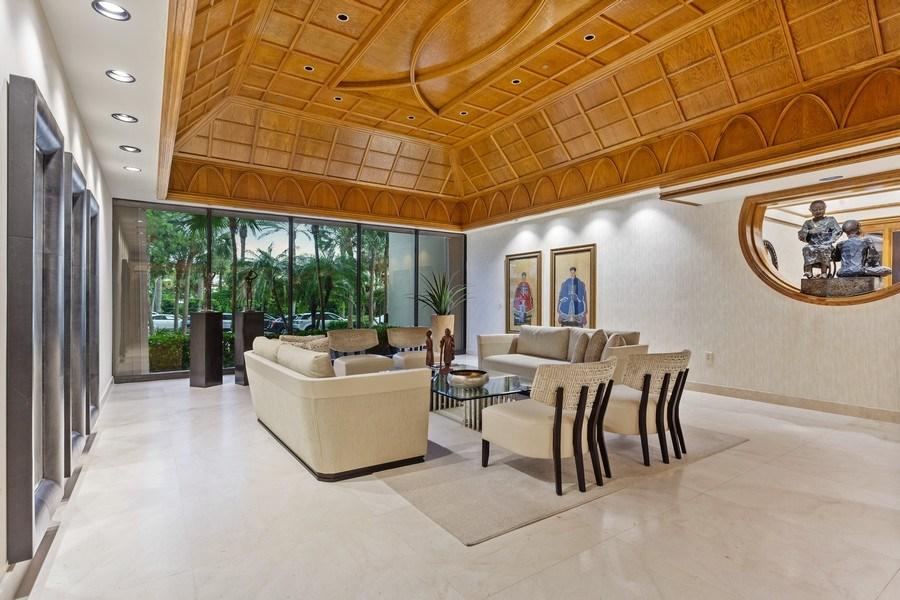 Real Estate Photography - 3 Grove Isle Dr. #C601, Miami, FL, 33133 - #52