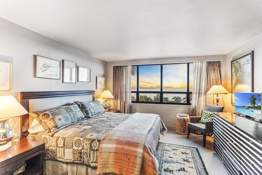 Real Estate Photography - 3 Grove Isle Dr. #C601, Miami, FL, 33133 -