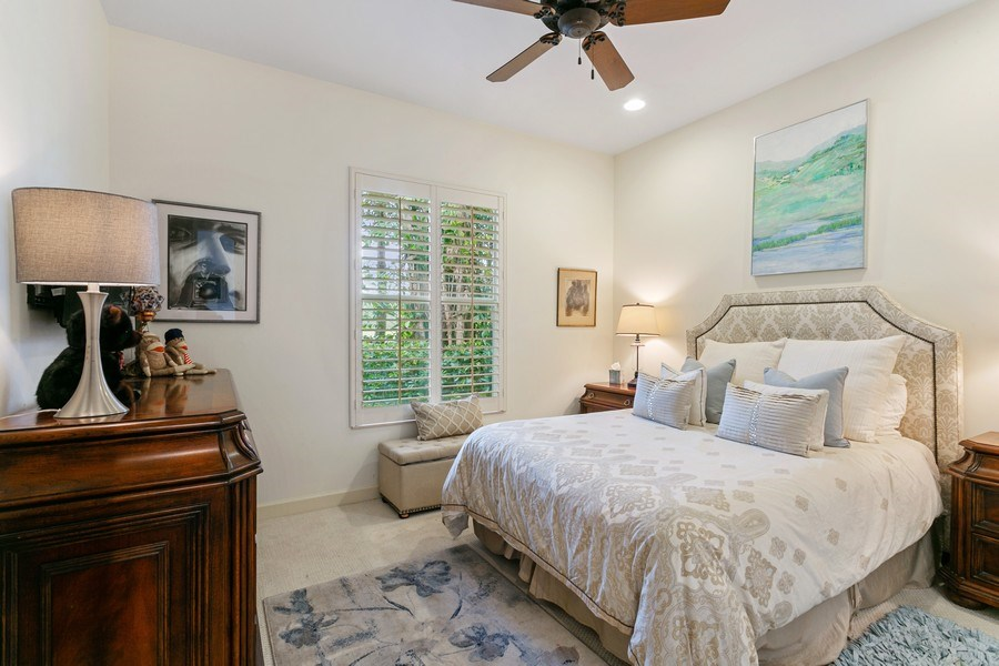Real Estate Photography - 312 Porto Vecchio Way, Palm Beach Gardens, FL, 33418 - 3rd Bedroom