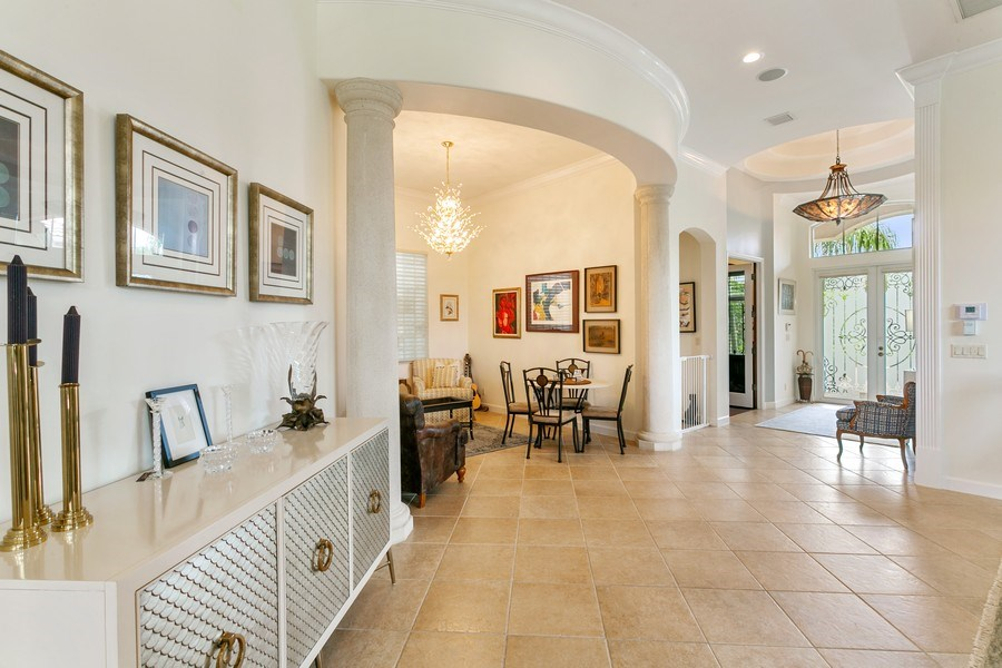 Real Estate Photography - 312 Porto Vecchio Way, Palm Beach Gardens, FL, 33418 - Entrance