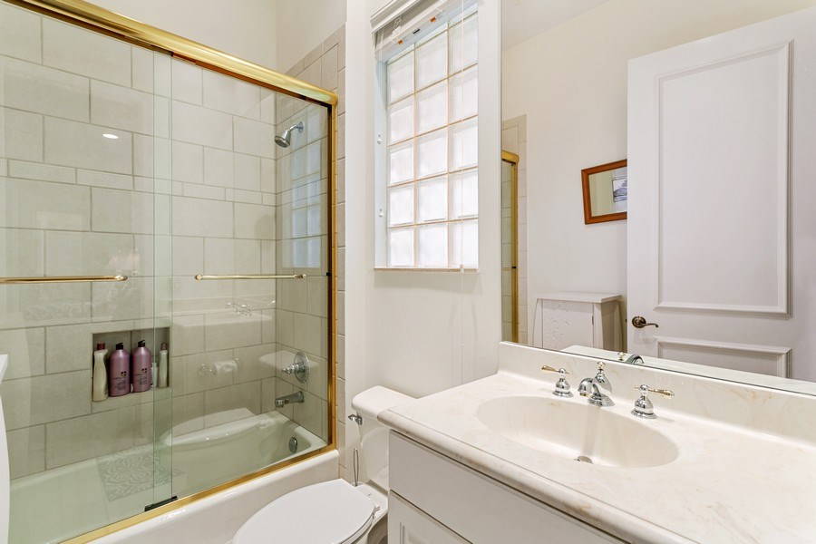 Real Estate Photography - 312 Porto Vecchio Way, Palm Beach Gardens, FL, 33418 - 2nd Bathroom