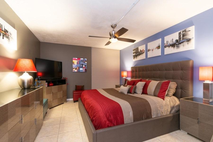 Real Estate Photography - 1301 River Reach Dr, Unit 211, Fort Lauderdale, FL, 33315 - Master Bedroom