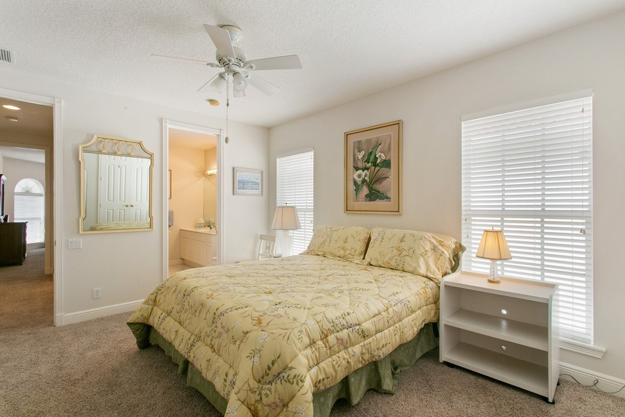 Real Estate Photography - 735 Charlestown Circle, Palm Beach Gardens, FL, 33410 - 3rd Bedroom