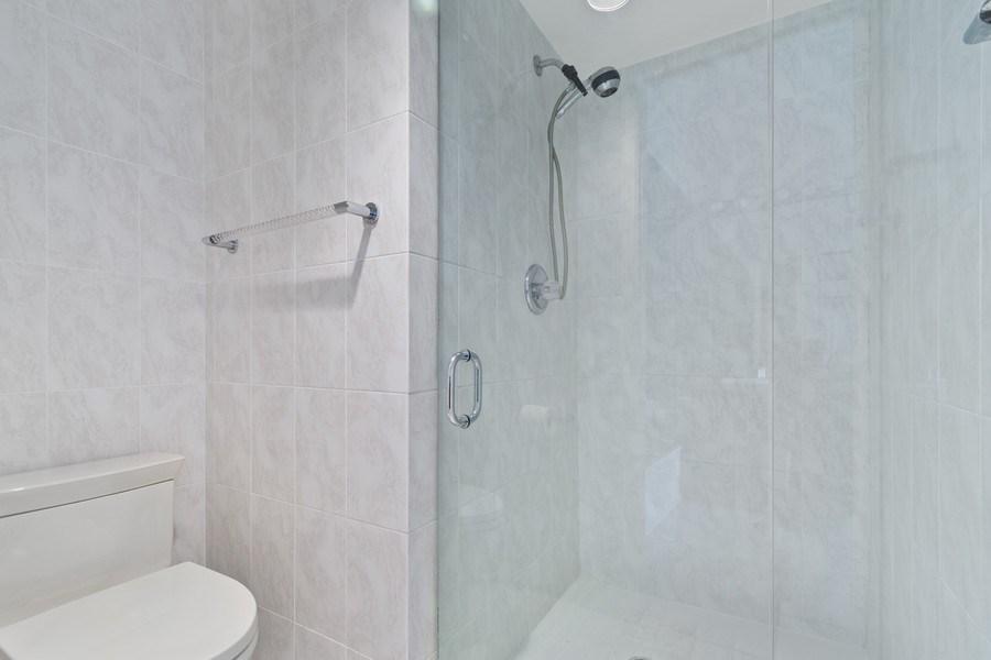 Real Estate Photography - 19195 Mystic Pointe Dr, Apt 2202, Aventura, FL, 33180 - Master Bathroom