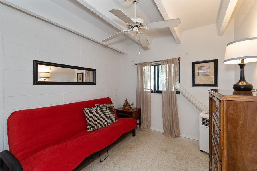 Real Estate Photography - 430 Wilson Avenue, Unit 2, Cocoa Beach, FL, 32931 - 3rd Bedroom