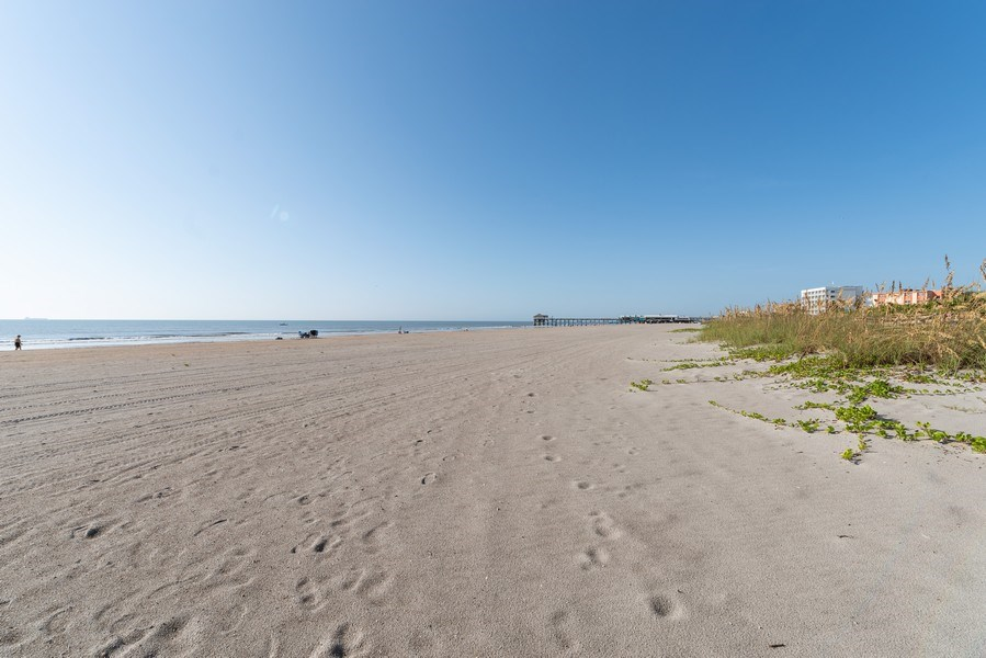 Real Estate Photography - 430 Wilson Avenue, Unit 2, Cocoa Beach, FL, 32931 - Beach
