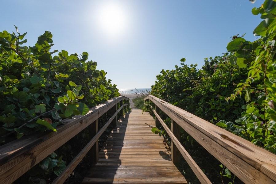 Real Estate Photography - 430 Wilson Avenue, Unit 2, Cocoa Beach, FL, 32931 -