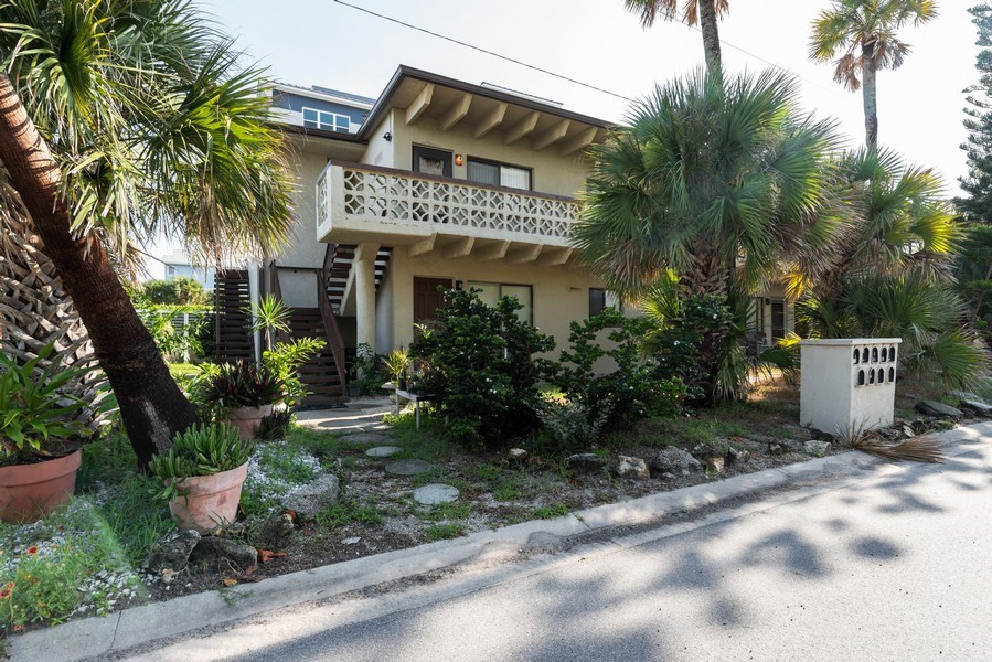 Real Estate Photography - 430 Wilson Avenue, Unit 2, Cocoa Beach, FL, 32931 - Front View