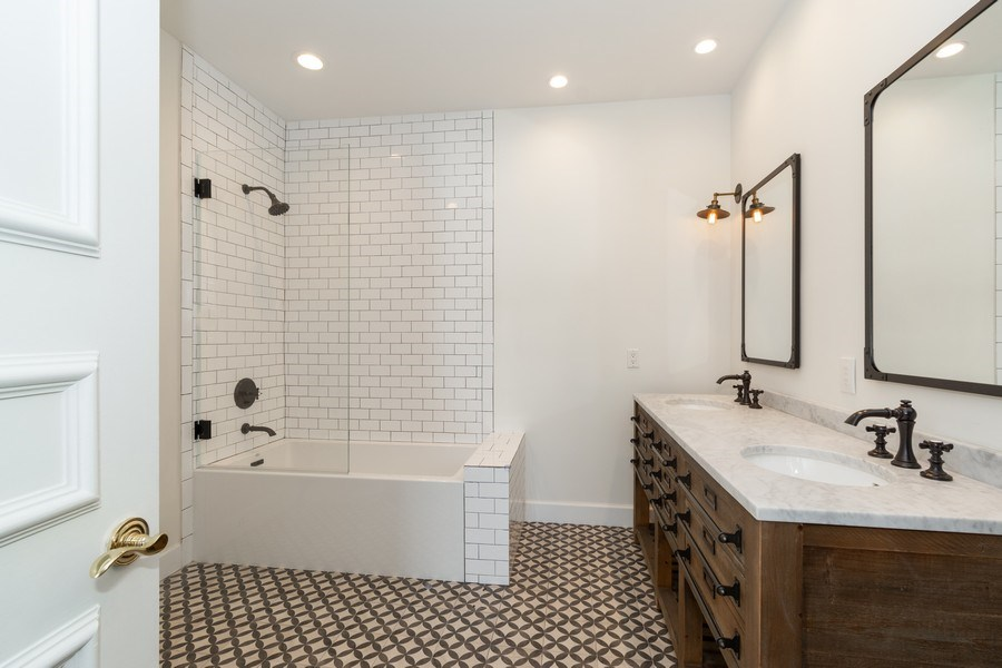 Real Estate Photography - 316 Bontona Ave., Fort Lauderdale, FL, 33301 - 3rd Bathroom