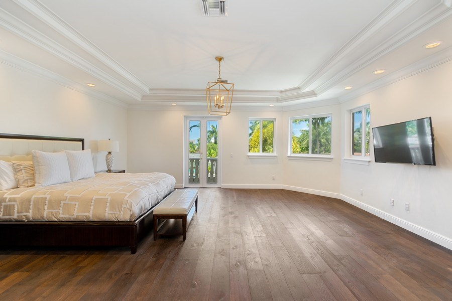 Real Estate Photography - 316 Bontona Ave., Fort Lauderdale, FL, 33301 - Master Bedroom