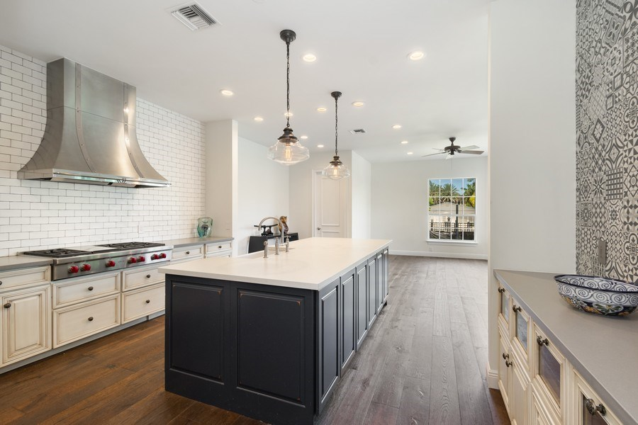 Real Estate Photography - 316 Bontona Ave., Fort Lauderdale, FL, 33301 - Kitchen