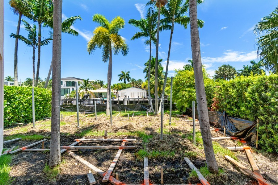 Real Estate Photography - 316 Bontona Ave., Fort Lauderdale, FL, 33301 - Back Yard
